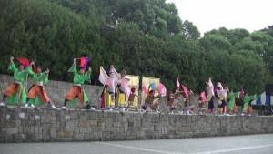 「ザ・よさこい! 大江戸ソーラン祭り」(中)(4)