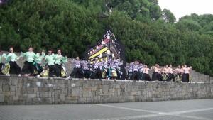「ザ・よさこい! 大江戸ソーラン祭り」(中)(6)