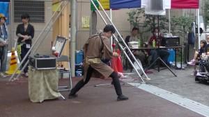 「世田谷アートタウン2015『三茶de大道芸』」(7)