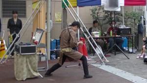 「世田谷アートタウン2015『三茶de大道芸』」(8)