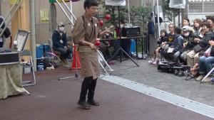 「世田谷アートタウン2015『三茶de大道芸』」(9)