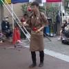 大道芸が楽しめた、「世田谷アートタウン2015『三茶de大道芸』」