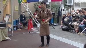 「世田谷アートタウン2015『三茶de大道芸』」(10)