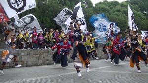 「ザ・よさこい! 大江戸ソーラン祭り」(中)(11)