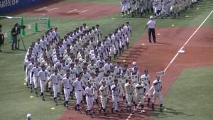 今年も始まった!? 夏の甲子園2016~東京大会の開会式~(上)40