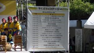 「ふれあいフェスタ2015(第36回 大新宿区まつり)」(上)(14)