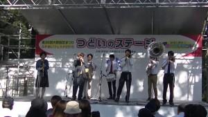 「ふれあいフェスタ2015(第36回 大新宿区まつり)」(上)(16)
