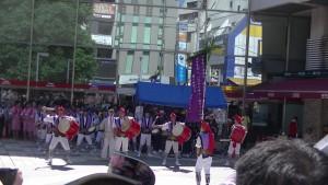 「第29回フェスタまちだ2015 町田エイサー祭り」(5)