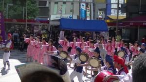 「第29回フェスタまちだ2015 町田エイサー祭り」(8)