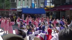 「第29回フェスタまちだ2015 町田エイサー祭り」(9)