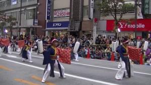 「第16回 東京よさこい」~10月11日:アゼリア通り(5)~(10)13