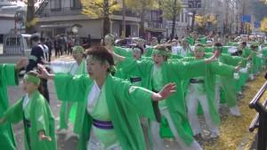 「第36回 八王子いちょう祭り」(上)7