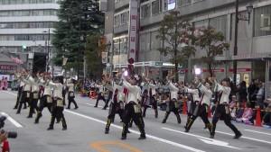 「第16回 東京よさこい」~10月11日:アゼリア通り(1)~(6)8