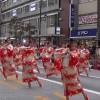 よさこいの熱気で盛り上がった! 「第16回 東京よさこい」~10月11日:アゼリア通り(5)~(10)