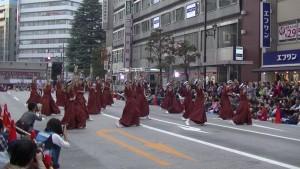 「第16回 東京よさこい」~10月11日:アゼリア通り(4)~(9)16