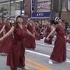 よさこいの熱気で盛り上がった! 「第16回 東京よさこい」~10月11日:アゼリア通り(4)~(9)