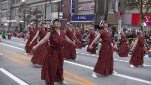 「第16回 東京よさこい」~10月11日:アゼリア通り(4)~(9)19