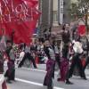 よさこいの熱気で盛り上がった! 「第16回 東京よさこい」~10月11日:アゼリア通り(3)~(8)
