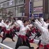 よさこいの熱気で盛り上がった! 「第16回 東京よさこい」~10月11日:アゼリア通り(2)~(7)