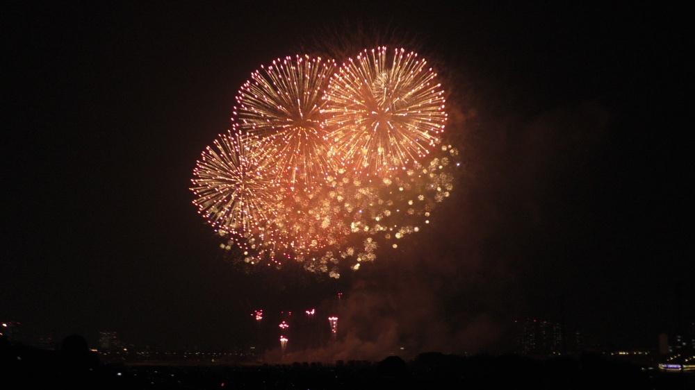 約14,000発の花火が楽しめた、「第40回 江戸川区花火大会」