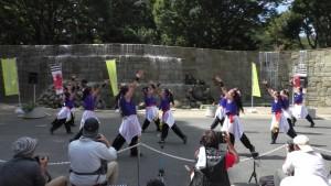 「第2回東京舞祭『秋』」 ~4日:新宿中央公園 ~(7)