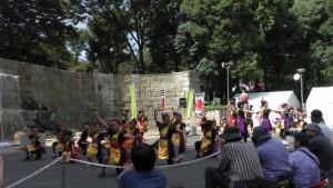 「第2回東京舞祭『秋』」 ~4日:新宿中央公園 ~(8)