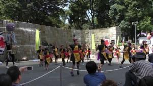 「第2回東京舞祭『秋』」 ~4日:新宿中央公園 ~(9)