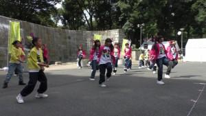 「第2回東京舞祭『秋』」 ~4日:新宿中央公園 ~(22)