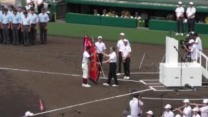 「第97回全国高校野球選手権大会」を見に行ってきました!(4)~第1日:開会式~(6)
