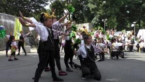 「第2回東京舞祭『秋』」 ~4日:新宿中央公園 ~(1)