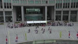 「第2回東京舞祭『秋』」~4日:都庁広場~(10)