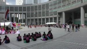 「第2回東京舞祭『秋』」~4日:都庁広場~(11)