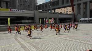 「第2回東京舞祭『秋』」~4日:都庁広場~(12)
