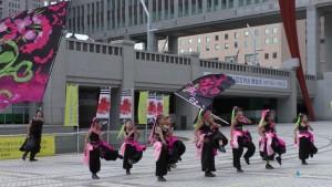 「第2回東京舞祭『秋』」~4日:都庁広場~(13)