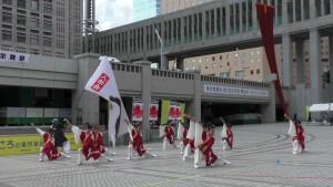 「第2回東京舞祭『秋』」~4日:都庁広場~(16)