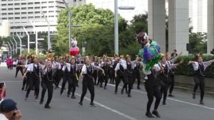 「第2回東京舞祭『秋』」~4日:都庁通り~(6)