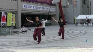 「第2回東京舞祭『秋』」~4日:都庁広場~(17)