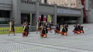 「第2回東京舞祭『秋』」~4日:都庁広場~(21)