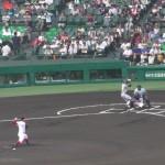 「第97回全国高校野球選手権大会」を見に行ってきました!(7)~第1日:第3試合「宮崎日大VS上田西」~