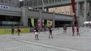 「第2回東京舞祭『秋』」~4日:都庁広場~(22)
