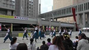 「第2回東京舞祭『秋』」~4日:都庁広場~(27)