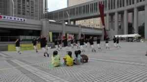 「第2回東京舞祭『秋』」~4日:都庁広場~(30)