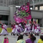 様々な演舞を様々な地点で楽しめた「第2回東京舞祭『秋』」~4日:都庁広場~(2)