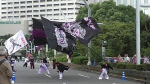「第2回東京舞祭『秋』」~4日:都庁通り~(11)