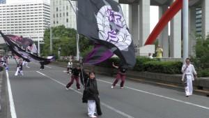 「第2回東京舞祭『秋』」~4日:都庁通り~(12)