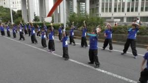 「第2回東京舞祭『秋』」~4日:都庁通り~(13)