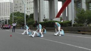 「第2回東京舞祭『秋』」~4日:都庁通り~(14)