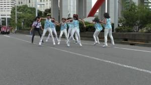 「第2回東京舞祭『秋』」~4日:都庁通り~(15)