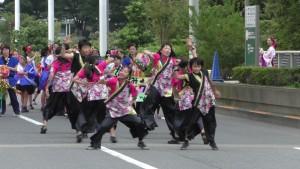 「第2回東京舞祭『秋』」~4日:都庁通り~(16)