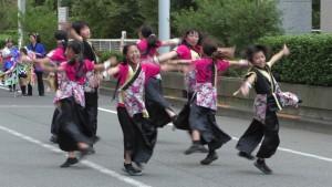 「第2回東京舞祭『秋』」~4日:都庁通り~(17)